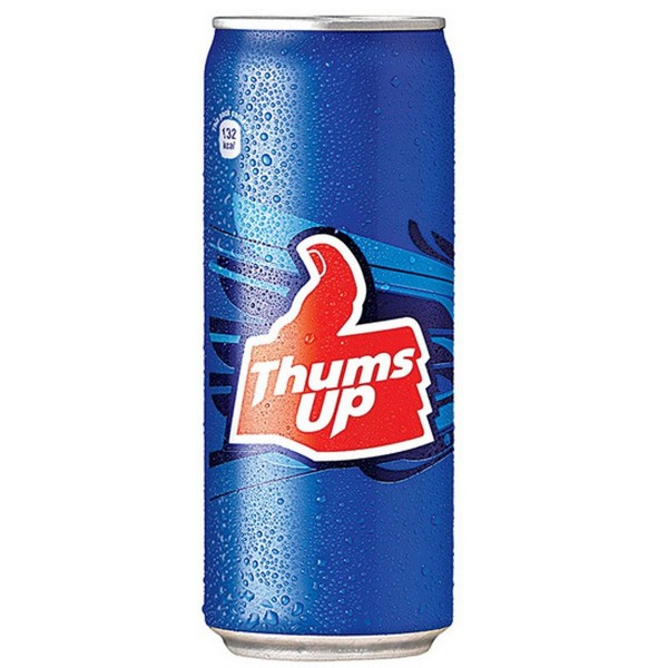 Thums Up - Die indische Kult Cola