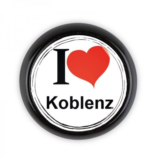 Premium Line Möbelknopf Stadt Motiv 04705S Koblenz